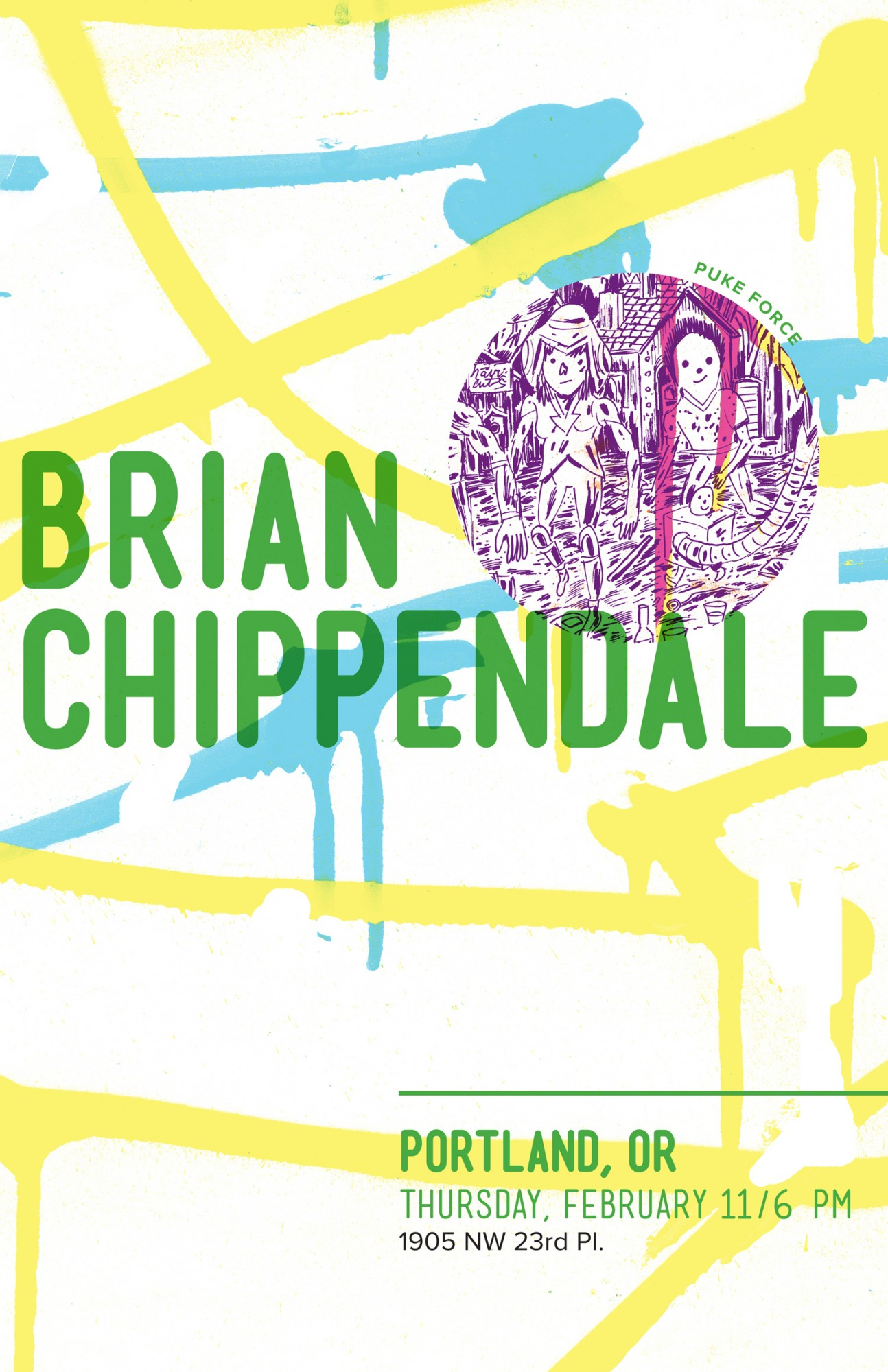 Chippendale_Portland
